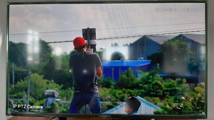 Lắp camera tại Trà My